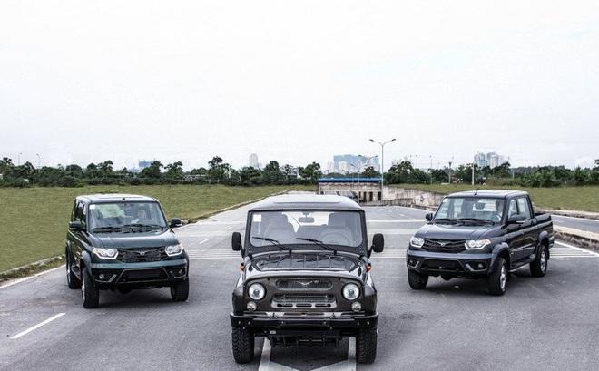 Ô tô U oát Nga: Ký ức thần thánh, dự báo đáng buồn
