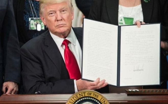 Chính phủ Mỹ kháng cáo việc sắc lệnh cấm nhập cư mới bị đình lại