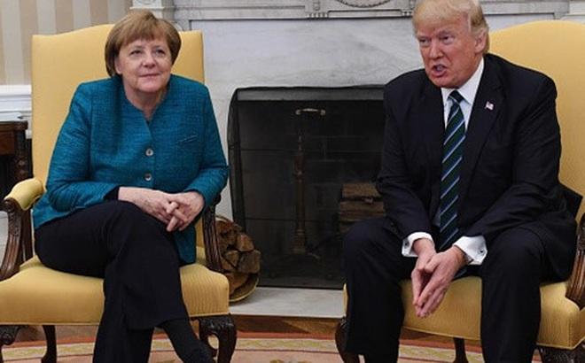 Tổng thống Trump đòi Đức trả tiền nhiều hơn cho NATO và Mỹ