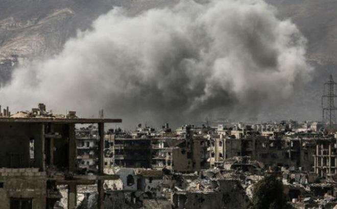 Quân nổi dậy Syria dùng chiến thuật cực đoan tấn công đông bắc Damascus