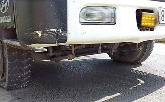 Sơn La: Công an điều tra vụ cắm đinh lạ đời bẫy ô tô