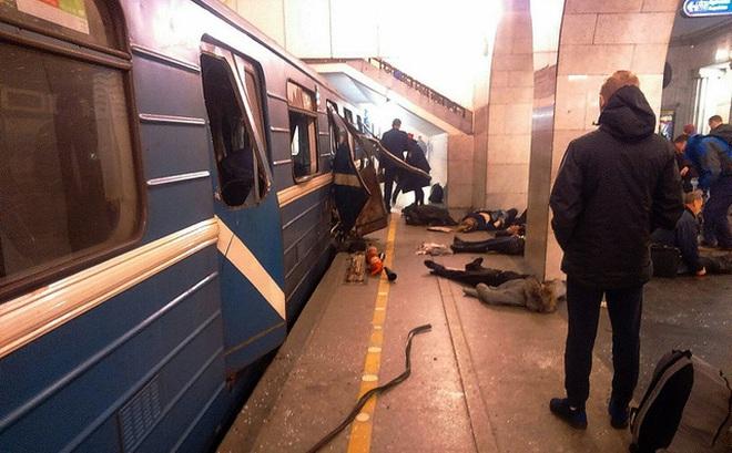 FSB tìm thấy thiết bị nổ thứ hai tại ga tàu điện ngầm ở St. Petersburg