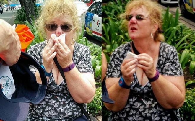 Ông Đoàn Ngọc Hải yêu cầu xin lỗi du khách bị ngã chảy máu mũi tại quận 1
