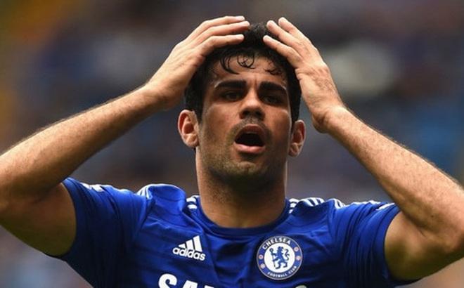 Diego Costa nhận lương cao nhất thế giới nếu sang Trung Quốc
