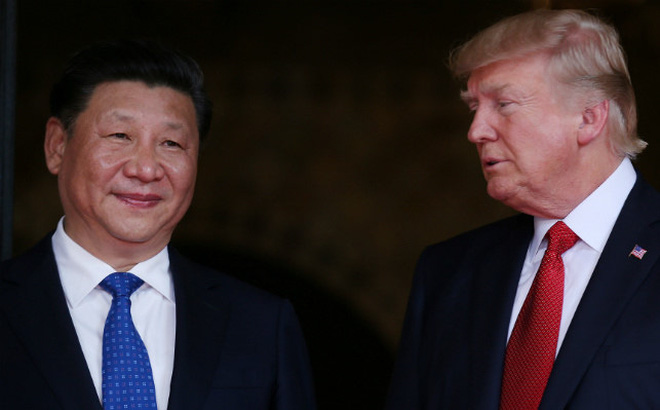 Trump khen ngợi Trung Quốc nỗ lực gây sức ép với Triều Tiên