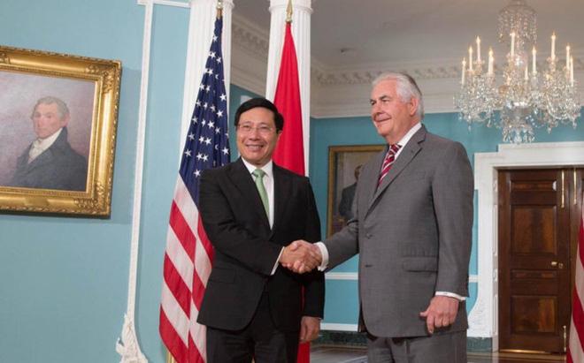 Ngoại trưởng Mỹ xác nhận Tổng thống Trump sẽ thăm Việt Nam