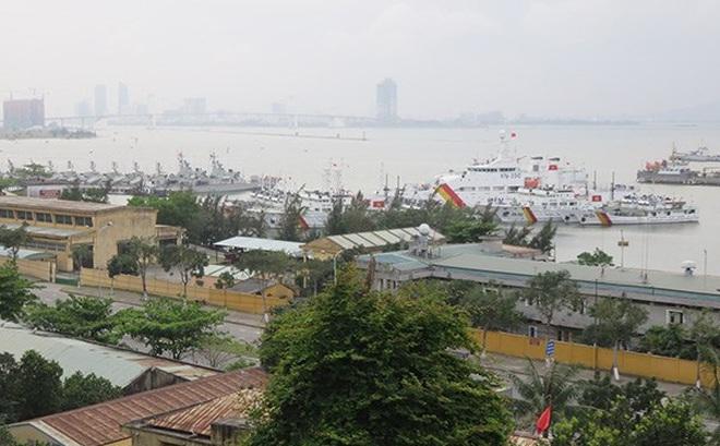 Cảnh báo khách nước ngoài quay flycam ở Sơn Trà liên quan đến Vùng 3 Hải quân