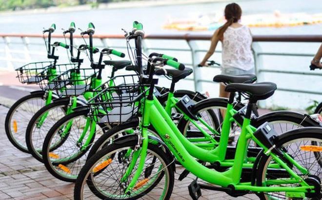 Hong Kong: Vừa mới đưa vào hoạt động, 3 chiếc xe đạp công cộng đã bị ném xuống sông