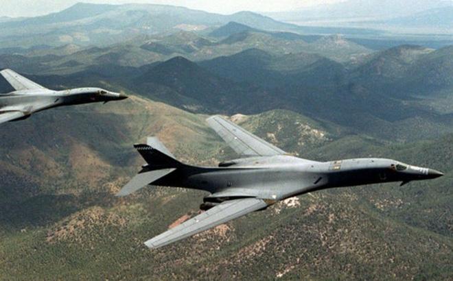 Mỹ điều máy bay chiến lược B-1B, Triều Tiên tố gây hấn chiến tranh