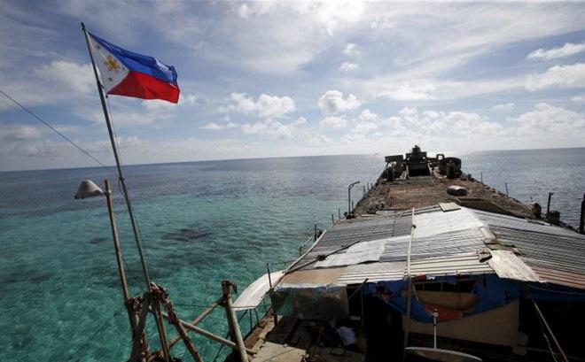 Philippines ra sách trực tuyến bác yêu sách Trung Quốc về Biển Đông