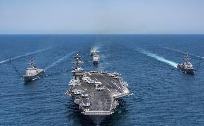 """Mỹ không cần phải """"báo động"""" trước sức mạnh Hải quân Trung Quốc"""