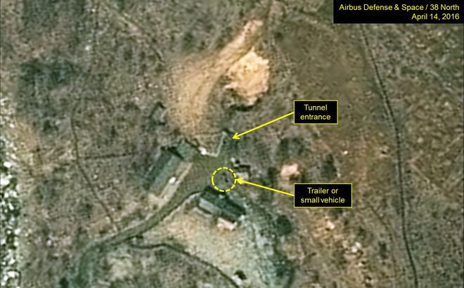 Nếu xảy ra xung đột, Mỹ sẽ tấn công vào đâu ở Triều Tiên?