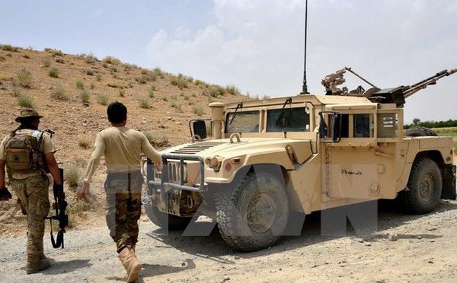 Lực lượng đặc nhiệm Ba Lan giải cứu nhiều con tin tại Afghanistan