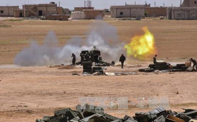 IS mất thành trì cuối cùng ở Aleppo