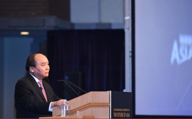 Thủ tướng Nguyễn Xuân Phúc khẳng định Việt Nam vẫn quan tâm đến TPP