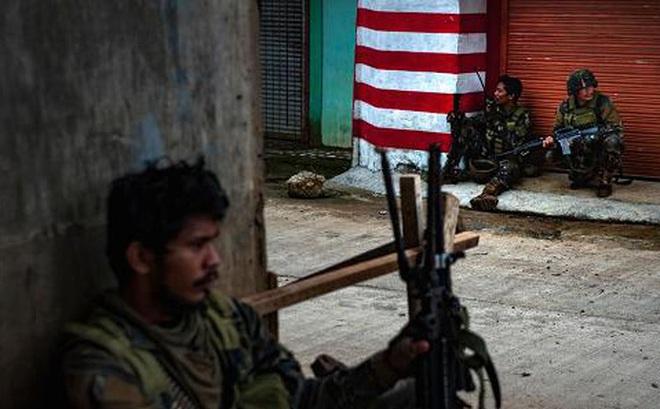 Mỹ đưa đặc nhiệm đến Philippines chống khủng bố thân IS