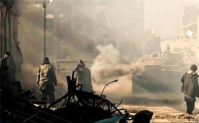 Tướng Nga: Quân đội Syria
