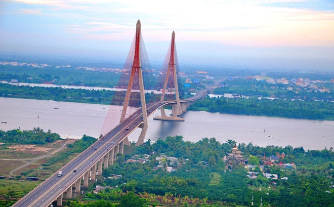Cầu Cần Thơ - Top 20 hình ảnh đẹp nhất về cầu Cần Thơ