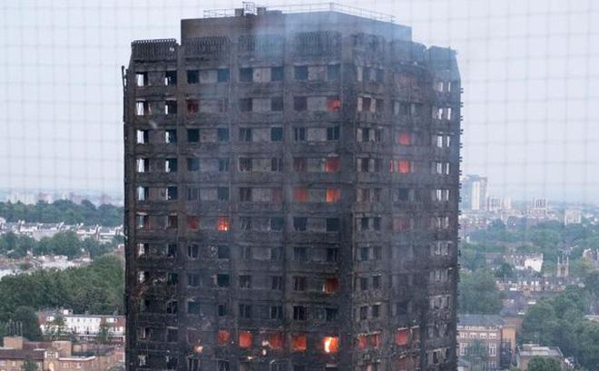 Kết quả hình ảnh cho vụ cháy London
