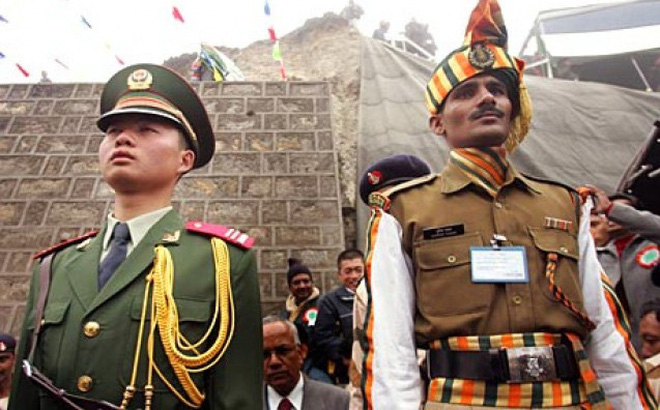 Cuộc chiến biên giới giữa Trung - Ấn kéo dài hàng thập niên qua mà chưa có hồi kết.
