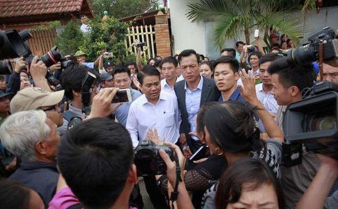 Truy tố 14 cán bộ liên quan đến sai phạm đất đai tại xã Đồng Tâm