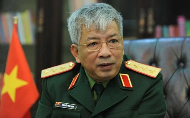"""Thượng tướng Nguyễn Chí Vịnh: """"Quân đội chỉ làm kinh tế ở những lĩnh vực cần thiết"""""""