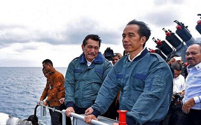 Indonesia đặt lại tên cho một vùng biển trên khu vực Biển Đông