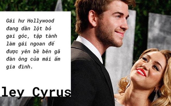 Miley Cyrus: Gái hư chịu trở về hình hài gái ngoan vì trót yêu sâu đậm một người đàn ông suốt 7 năm