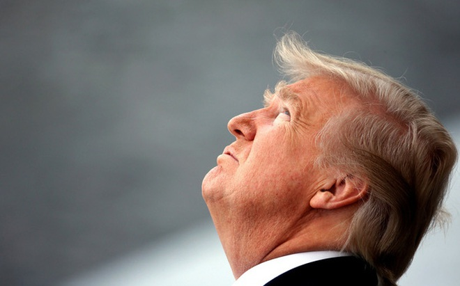 6 tháng cầm quyền, tỷ lệ ủng hộ Tổng thống Trump thấp kỷ lục