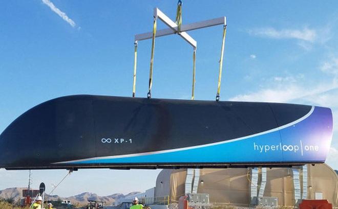 Thời gian bắt tàu Hyperloop sẽ chẳng khác gì bắt tàu điện ngầm, một tương lai ngành vận tải mà ai cũng mơ tới