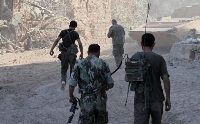 Syria: Khốc liệt cuộc chiến giành giật ngoại vi Damascus