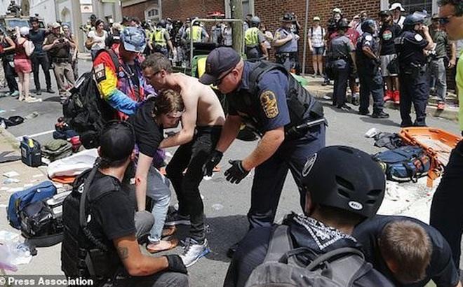 Mỹ: Đã có ba người thiệt mạng trong vụ bạo động tại Virginia