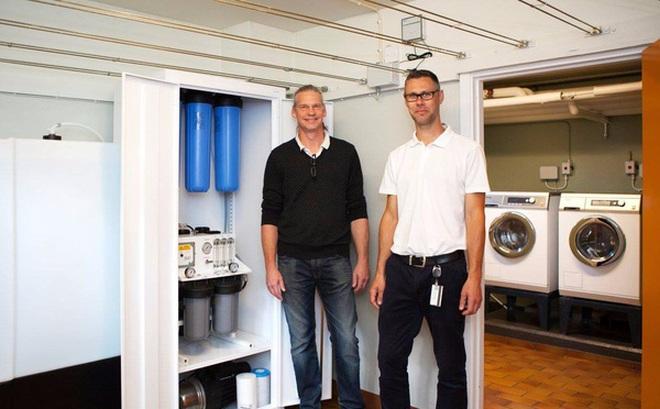 Công ty Thụy Điển làm được điều không tưởng: Giặt quần áo mà không cần bột giặt hay chất tẩy gì