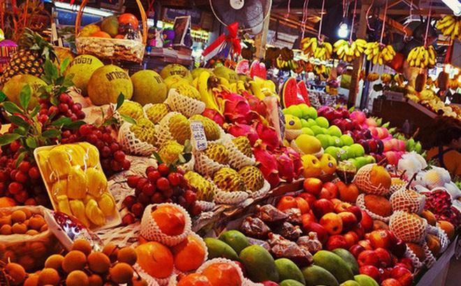Kết quả hình ảnh cho trái cây thái lan