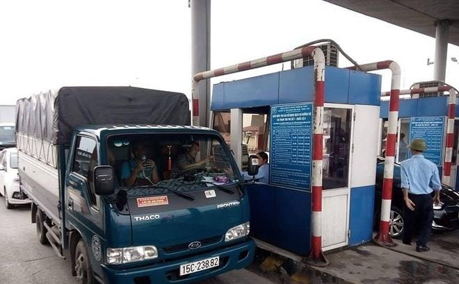 Người nghèo đi xe máy không bị ảnh hưởng bởi trạm BOT