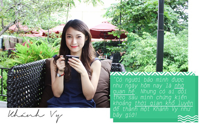 Nữ MC 19 tuổi lên tiếng về tin đồn 'vào VTV nhờ mối quan hệ'