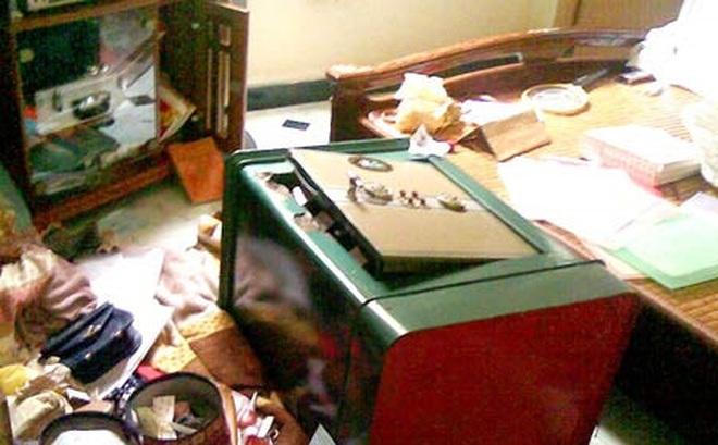Phá 3 két sắt trộm tài sản trị giá gần 3 tỷ đồng