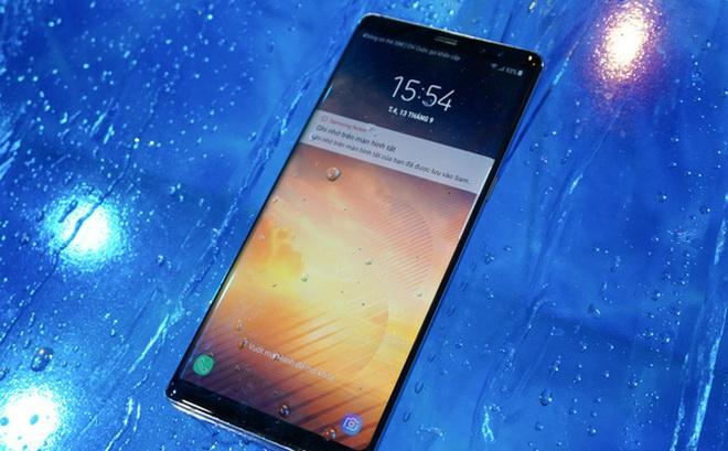Samsung Galaxy Note8 chính thức ra mắt tại Việt Nam: Thiết kế ấn tượng, camera kép xóa phông chủ động, giá 22,5 triệu