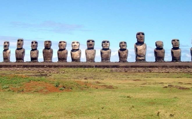 Bí ẩn tộc người mất tích 160 năm trước trên đảo Phục Sinh đang ngày càng trở nên kỳ lạ