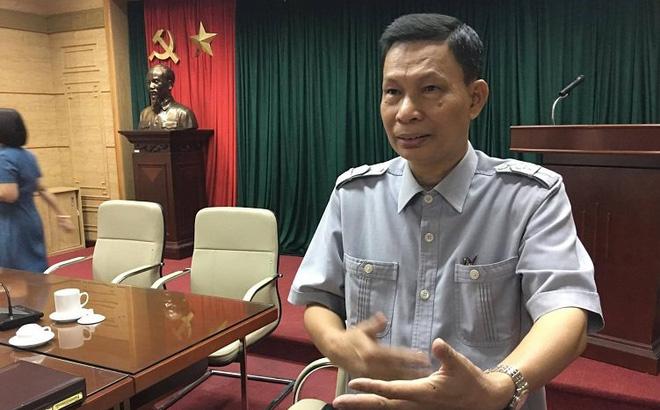 Ông Nguyễn Minh Mẫn họp báo vụ bị cho là 'dạy cách bịt thông tin'