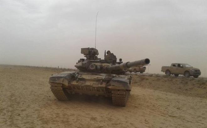 Quân đội Syria sắp tung đòn chiếm thành trì IS ở tỉnh Deir Ezzor