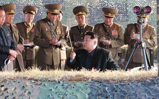 Ông Kim Jong-un: Vũ khí hạt nhân là 'thanh kiếm báu của công lý'