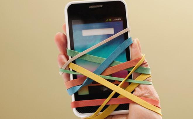 5 mẹo hay để bạn bỏ dần thói quen cứ vài phút kiểm tra điện thoại một lần