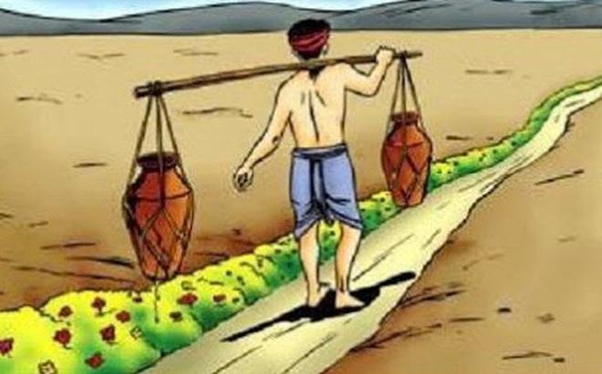 Câu chuyện về chiếc bình nứt: Ai cũng có khuyết điểm, người thành công là người biết biến khuyết điểm đó thành lợi thế