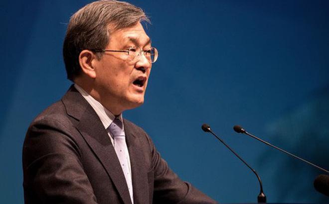 """CEO đột ngột thông báo từ chức, Samsung Electronics lâm vào cuộc khủng hoảng """"chưa từng có"""""""