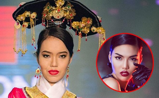 Xuất hiện Lan Khuê 'phiên bản lỗi' tại Miss Grand International 2017