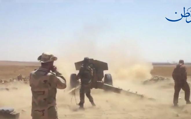 """""""Hổ Syria"""" công phá ác liệt sào huyệt IS, người Kurd đàm phán với khủng bố"""