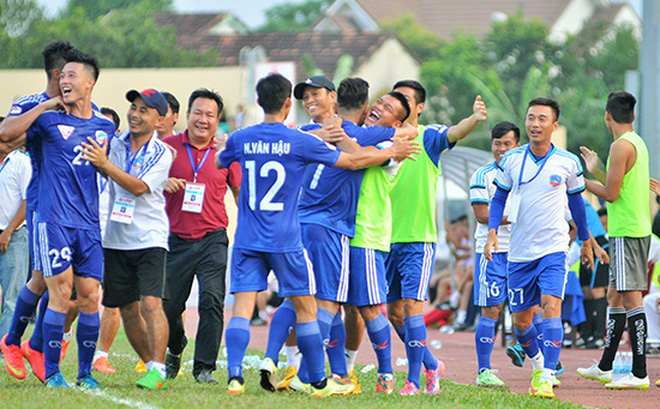 Quảng Nam: Ngư ông đắc lợi, cửa vô địch V-League đã sáng