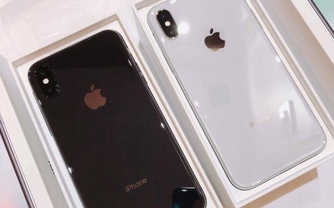 NÓNG: Đây là iPhone X 256GB đầu tiên sẽ về đến Việt Nam sáng nay, đầy đủ màu, giá 68 triệu đồng