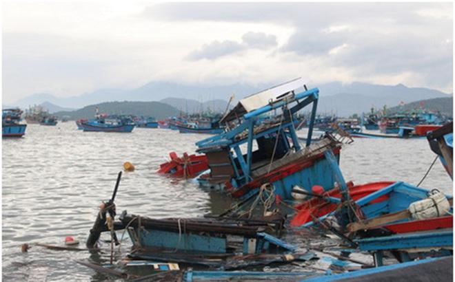 Khánh Hòa đề nghị Trung ương hỗ trợ 25.000 tấn gạo, 1.000 tỷ khắc phục bão lũ